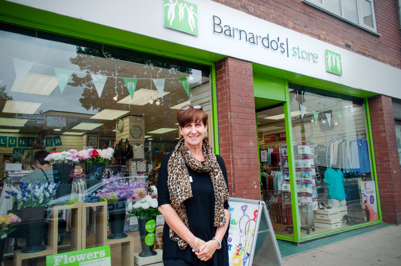 Barnardos-Supporting Ilhaam appeal