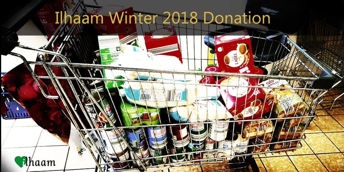Ilhaam Winter-Donation-2018